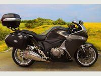 Honda VFR1200F F 1237cc image