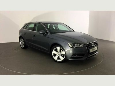Audi A3 Sportback 2.0 TDI (150 PS) Sport S Tronic 5dr TechPack,Cruise,ComfortPack