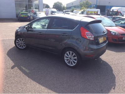 Ford Fiesta 1.0 EcoBoost Titanium 5dr Powershift