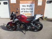 Honda CB500F 471cc image