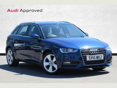 Audi A3 1.4 TFSI 150 Sport 5dr 12 Month Audi Warranty