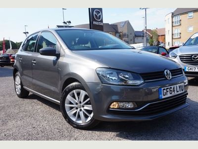 Volkswagen Polo 1.0 SE 5dr LOW MILEAGE - BLUETOOTH