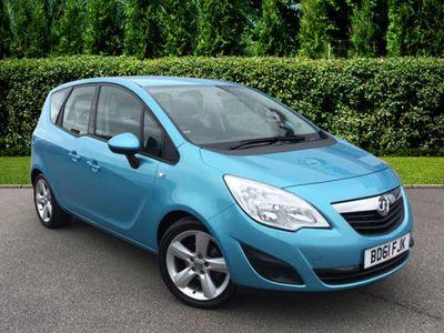 Vauxhall Meriva EXCLUSIV 1.4 5dr 12 Mth Warranty inc