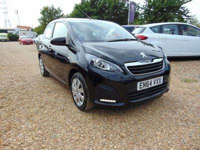 Peugeot 108 1.0 Active 5dr DAB, BLUETOOTH, AIR CON.