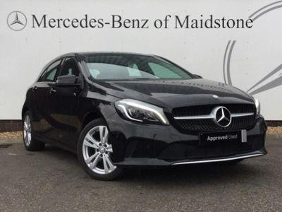 Mercedes-Benz A Class A180d Sport Premium 5dr Auto 1.5 HEATED SEATS*SAT NAV*BLUETOOTH