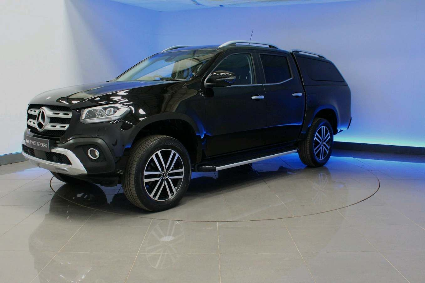 Used Mercedes-Benz X Class Power