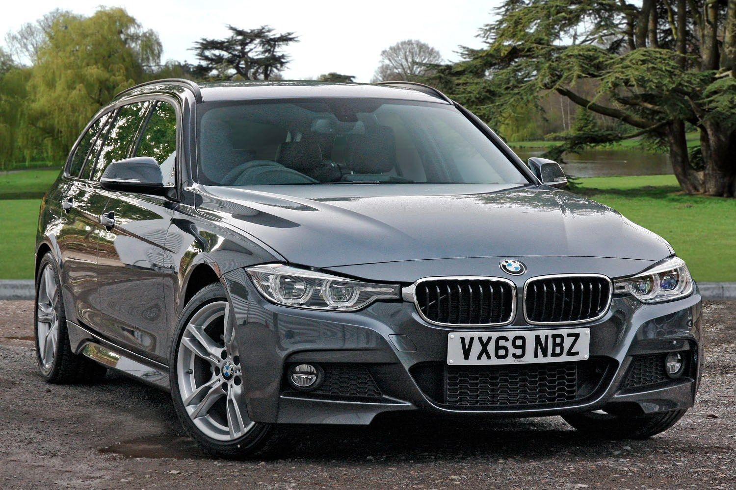 BMW 3 Series 320i M Sport Touring 2.0 5dr Leather heated seats
