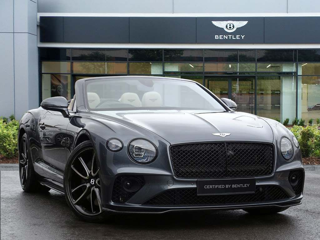 Bentley Continental 4.0 V8 GTC Auto 4WD (s/s) 2dr