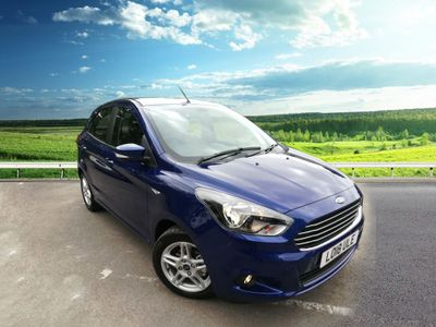 Ford KA+ 2018 ZETEC 1.2 5dr **Delivery Mileage Only**