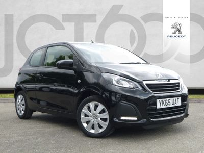 Peugeot 108 ACTIVE 1.0 3dr LOW MILEAGE! FULL S/HISTORY!