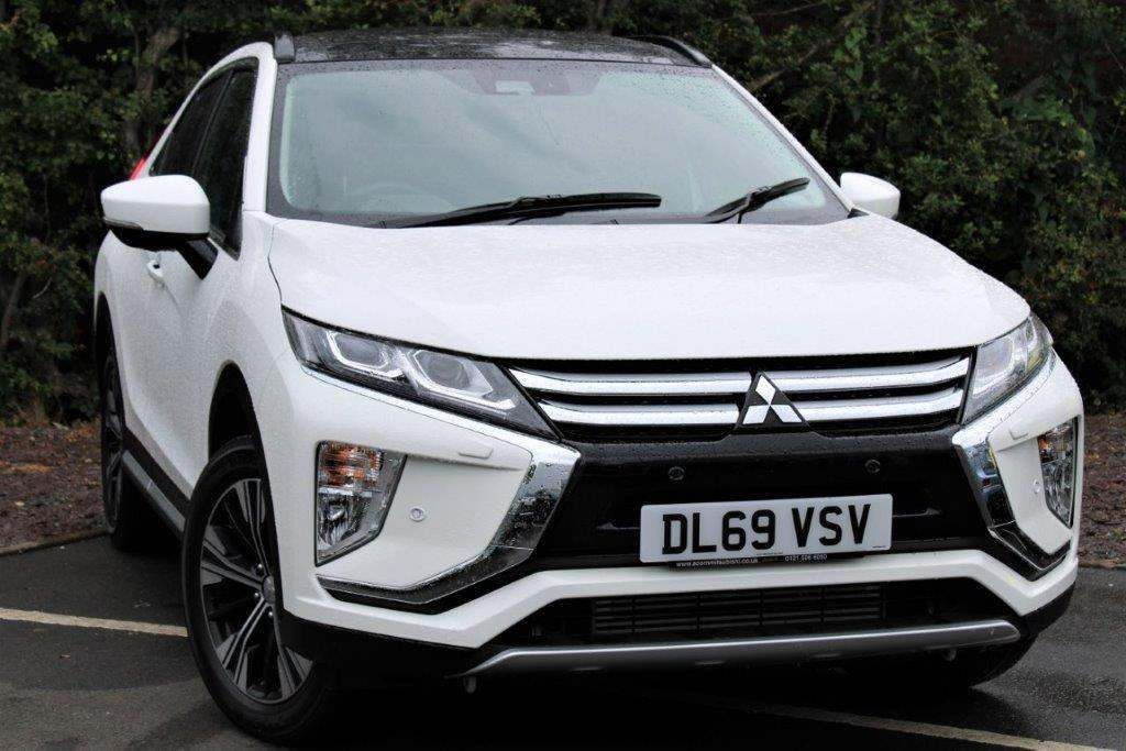 Mitsubishi Eclipse Cross 1.5T 4 CVT 4WD (s/s) 5dr