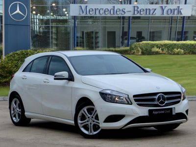 Mercedes-Benz A Class A180 SPORT EDITION 1.6 5dr HEATED SEATS, LOW MILEAGE