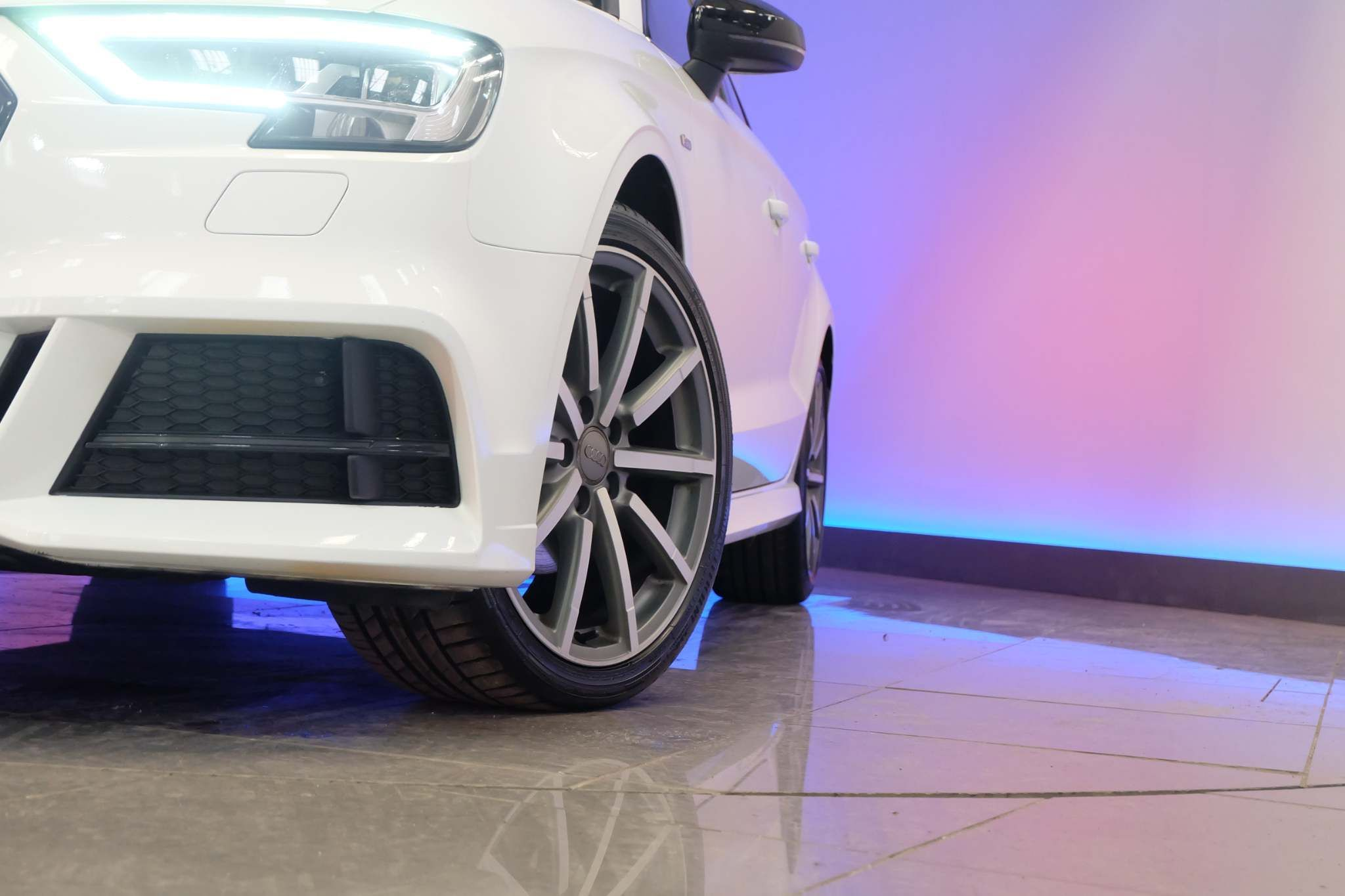 Used Audi A3 1.5 Tfsi Cod Black Edition (s/s) 4dr