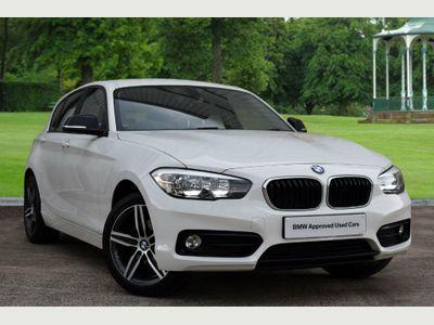 BMW 1 Series 116d Sport 5-Door 1.5 5dr SAT NAV AUTO BLUETOOTH