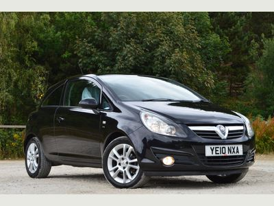 Vauxhall Corsa 1.2i 16V [85] SXi 3dr PRIVACY - ALLOYS - CRUISE