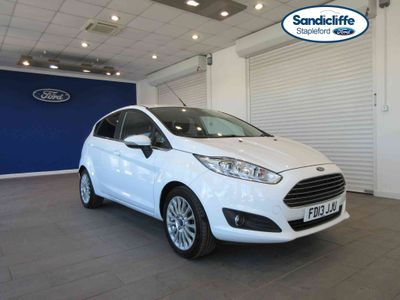 Ford Fiesta 1.0 EcoBoost Titanium 5 door SONY DAB RADIO WITH BLUETOOTH