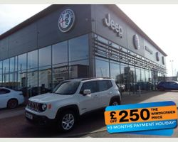 Jeep Renegade 1.4 Multiair II 140hp Longitude 5dr
