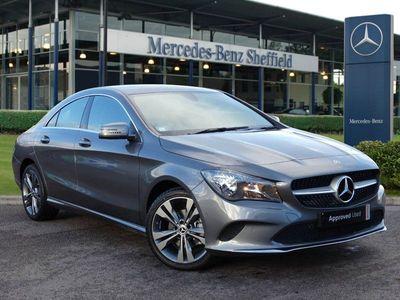 Mercedes-Benz CLA 180 Sport 4dr 1.6