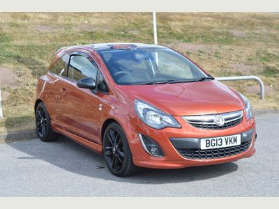 Vauxhall Corsa 1.2 i 16v Limited Edition 3dr (a/c) One Owner From NEW **