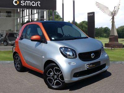 Smart Fortwo Coupe Prime Premium 2dr Auto 1.0