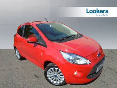 Ford KA 1.2 Zetec 3dr (Start Stop) ***ALLOYS/AIR CONDITIONING***
