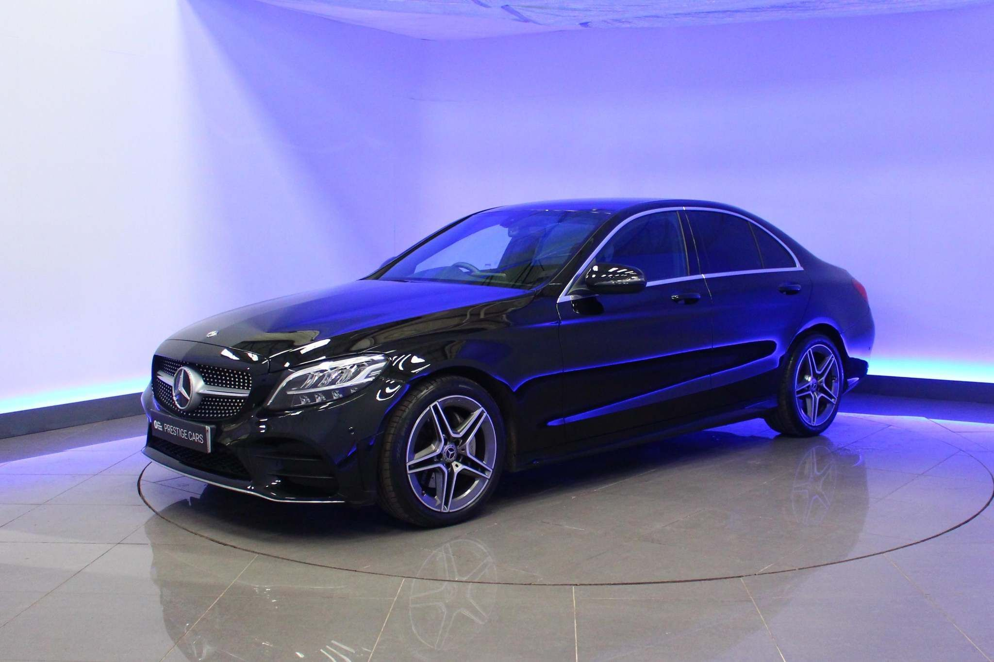 Used Mercedes-Benz C Class AMG Line