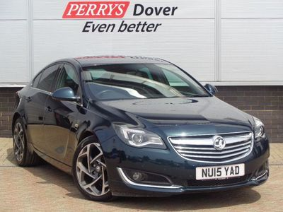 Vauxhall Insignia 2.0 CDTi [163] ecoFLEX SRi Vx-line Nav 5dr [S/S] One Owner with Full History
