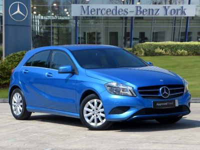 Mercedes-Benz A Class A180 BLUEEFFICIENCY SE 1.6 5dr STUNNING CAR, AUTOMATIC