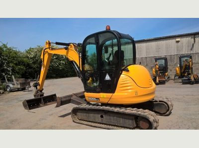 2013 JCB 8055, 3100 hours in HEREFORD | Auto Trader Plant