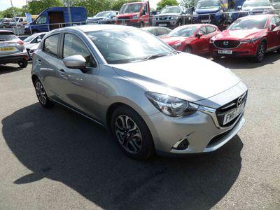 Mazda 2 1.5 Sport Nav 5 door Navigation, Cruise Control