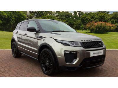 Land Rover Range Rover Evoque 2.0 Td4 Hse Dynamic 5Dr Auto Diesel Hatchback **SILICON SILVER, BLACK PACK**
