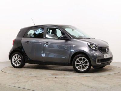Smart Forfour Hatchback 1.0 Passion Premium 5dr