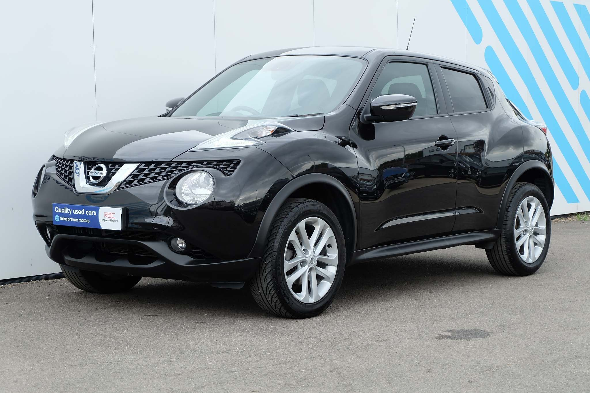 Used  Nissan Juke N-Connecta