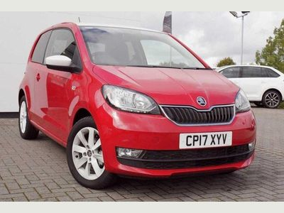 Skoda Citigo Hatchback 3-Dr 1.0 MPI (60PS) Colour Edition 3dr VeryLowMileage