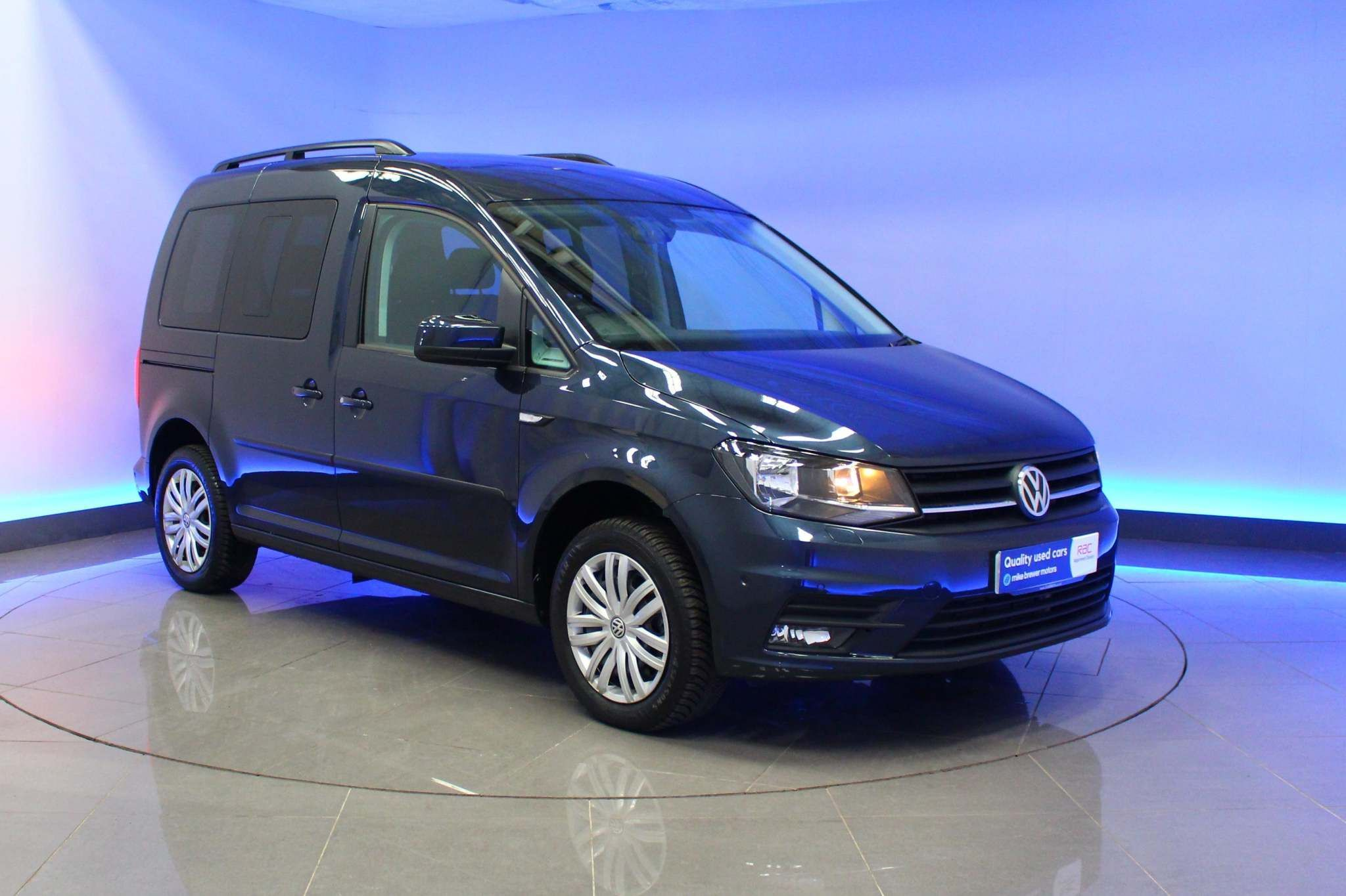 Used Volkswagen Caddy Life 1.4 Tsi C20 Dsg 4dr