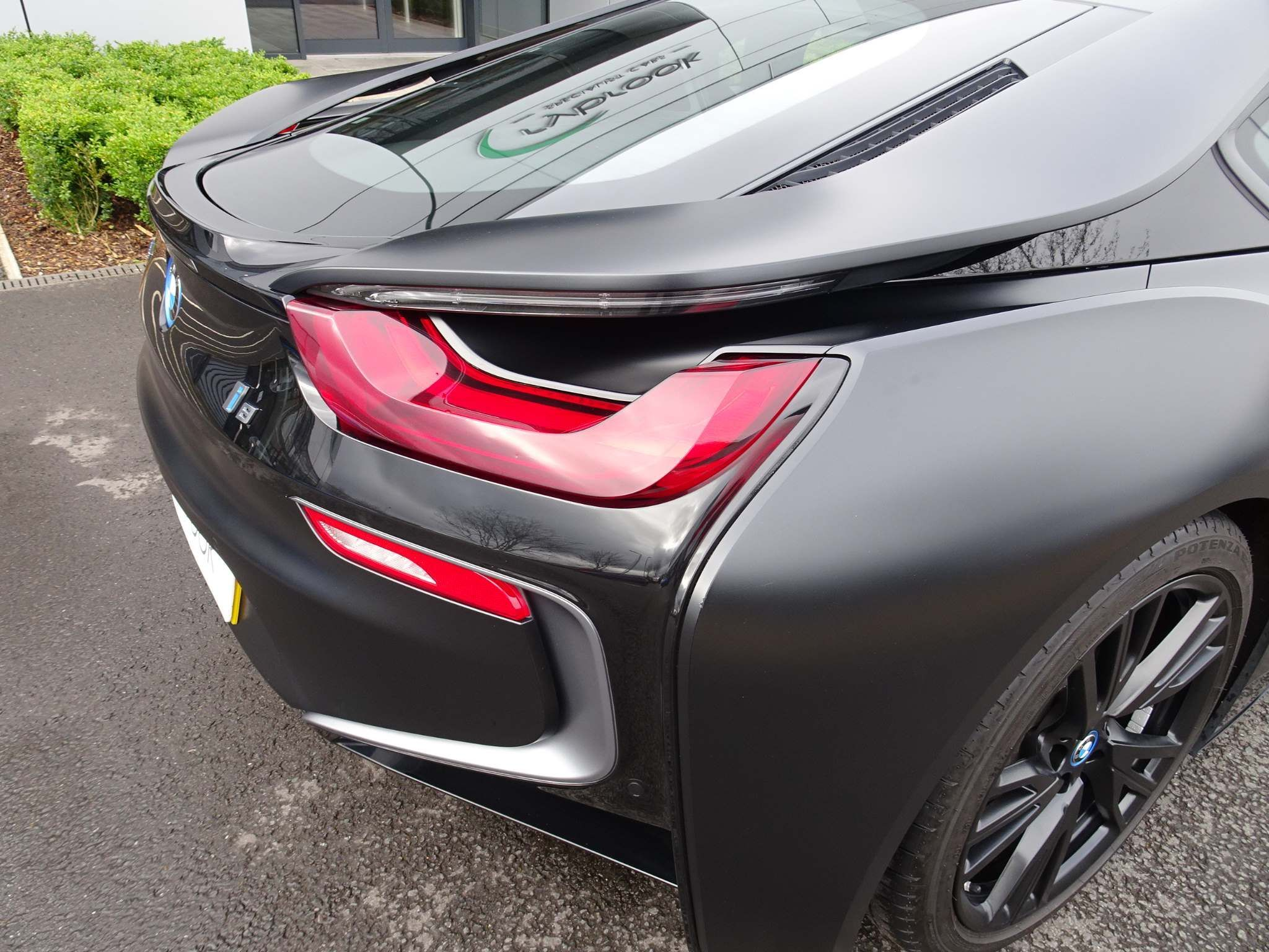 BMW i8 1.5 7.1kWh Protonic Frozen Black Edition Auto 4WD (s/s) 2dr