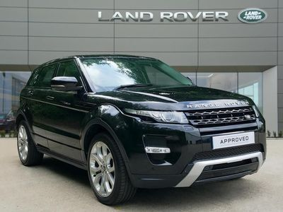 Land Rover Range Rover Evoque 2.0 Si4 Dynamic 5dr Auto [Lux Pack] LUXURY PACK, PAN ROOF & TV