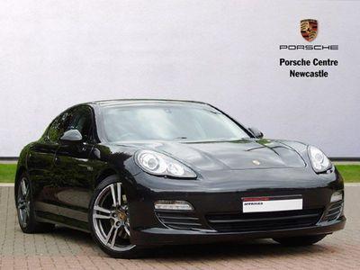 Porsche Panamera 4.8 V8 S 4dr PDK 2 year Porsche Warranty