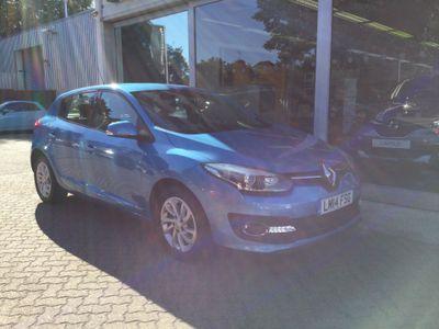 Renault Megane 1.5 dCi Dynamique TomTom Energy 5dr CLIMATE CONTROL - KEYLESS - BL
