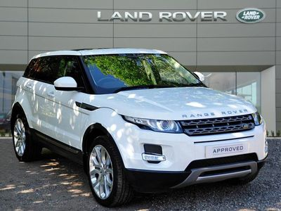 Land Rover Range Rover Evoque 2.2 SD4 Pure 5dr PANORAMIC SUNROOF