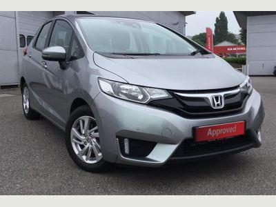 Honda Jazz 1.3 i-VTEC SE Auto 5dr HONDA APPROVED