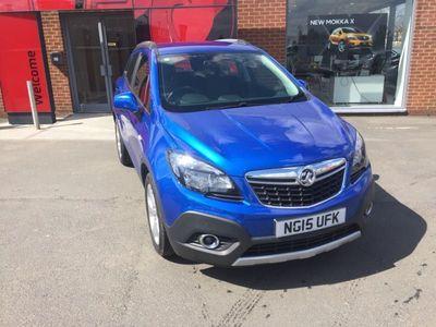Vauxhall Mokka 1.6 EXCLUSIV CDTI S/S 5dr