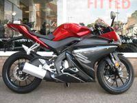 Yamaha YZF-R125 125cc image
