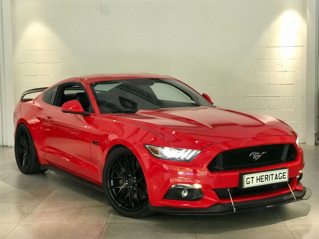 Pcpfinance Example Ford Mustang   Gt