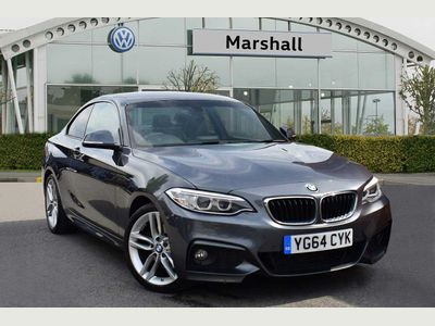 BMW 2 Series 220d M Sport 2dr 2.0 **NATIONWIDE DELIVERY**