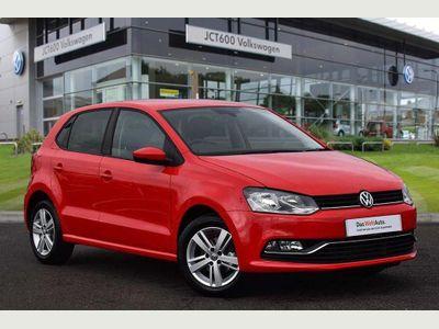 Volkswagen Polo MATCH TSI 1.2 5dr Low Mileage-Alloys-Bluetooth