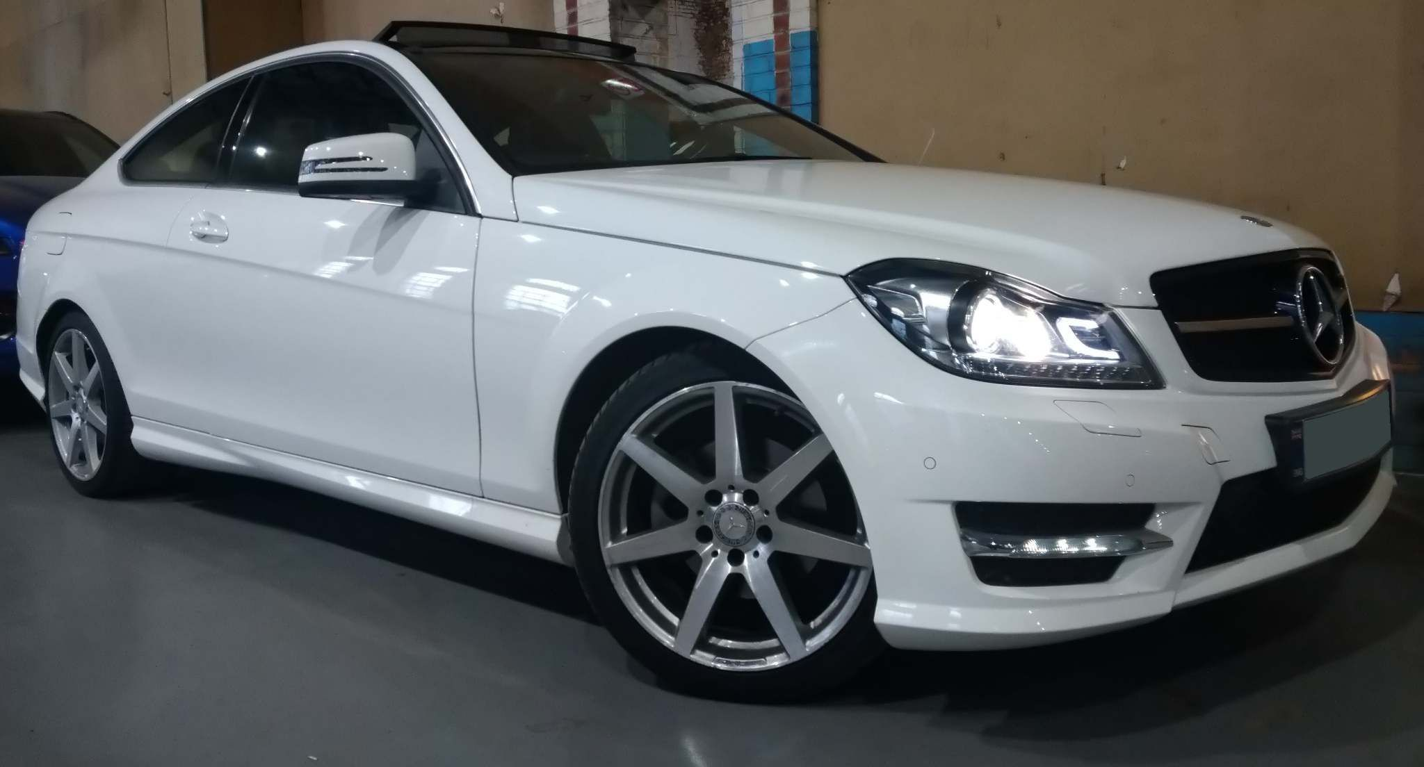 Used  Mercedes-Benz C Class AMG Sport Edition