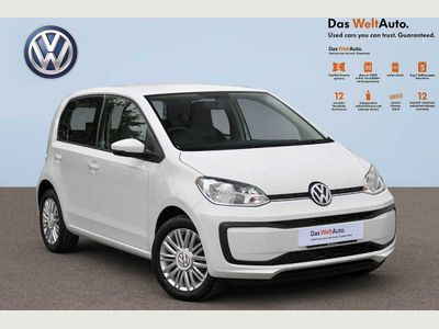 Volkswagen Up 2016 1.0 60PS Move up! 5Dr 1.0 Move up! 5dr