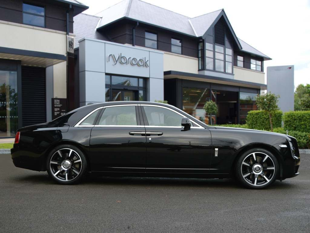 Rolls-Royce Ghost 6.6 V12 Auto 4dr