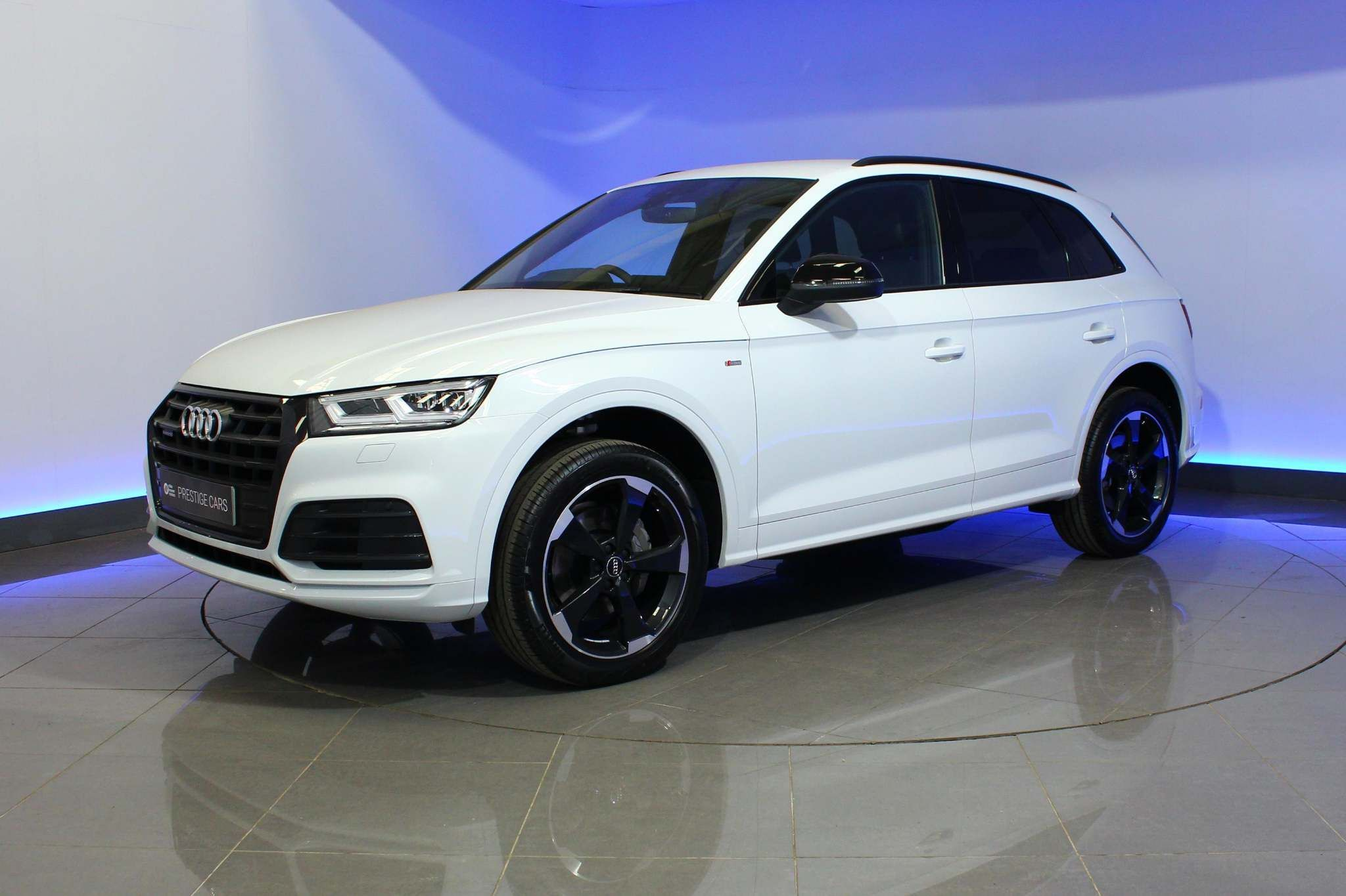 Used  Audi Q5 Black Edition
